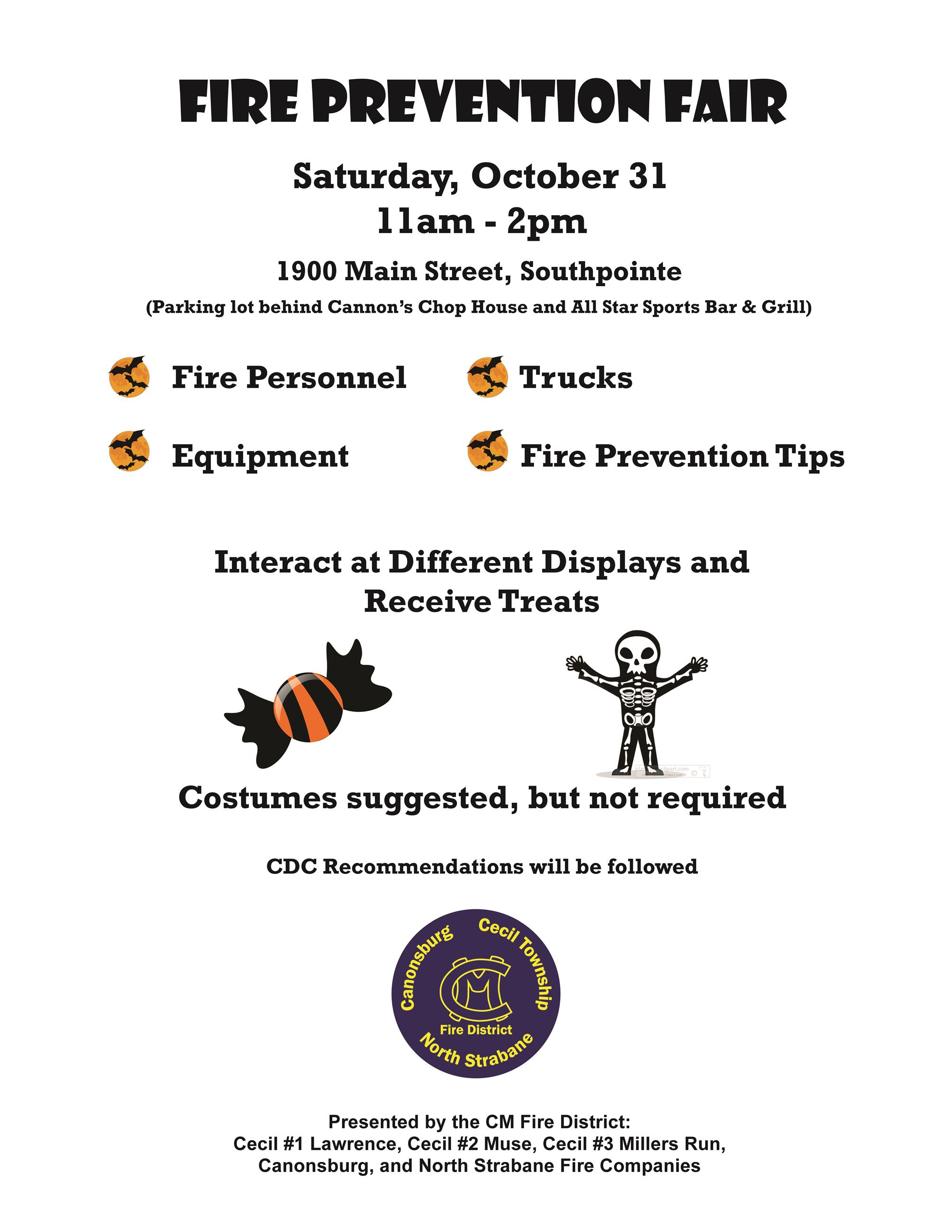 Fire Prevention Fair